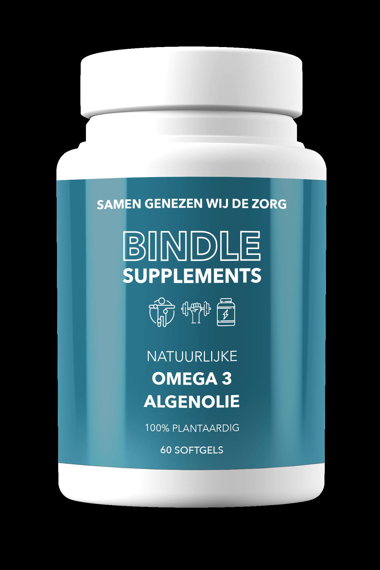 Bindle supplements 2020 algenolie